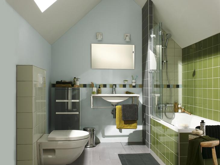 renovation salle de bain. Black Bedroom Furniture Sets. Home Design Ideas